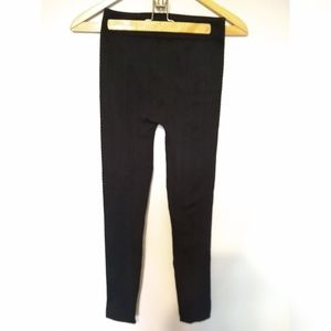 Women's One Step Up thick black leggings